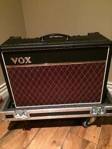 Vox AC15 tube amp
