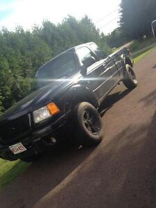 2003 Ford Ranger Extended Cab 4x4 Pickup Truck