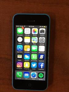 GREAT CONDITION IPHONE 5C