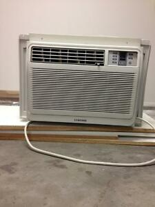 3-year-old Samsung air conditioner, Model: AW08EDB7
