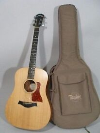 Taylor Big Baby Acoustic Guitar & Soft Gig Bag (Perfect Condition)