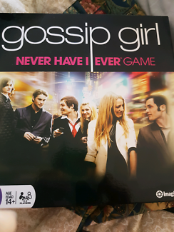 Gossip Girl - never have I ever - game