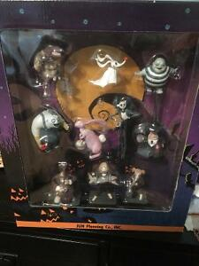 Jack Skellington pvc figurine box set I Regina Regina Area image 1