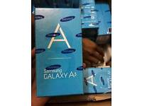 Samsung Galaxy A3 Unlocked Warranty Boxed Up