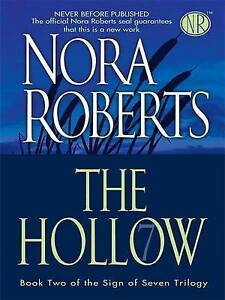 """""""VERY GOOD"""" Roberts, Nora, The Hollow (Thorndike Core), Book"""