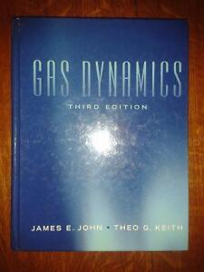 Gas Dynamics by John and Keith 3rd Edition Windsor Region Ontario image 1