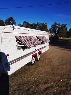 Immaculate 1998 Regent Monarch Crusader Kitchener Cessnock Area Preview