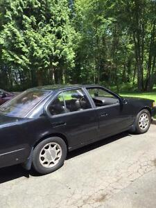 1992 Nissan Maxima Other