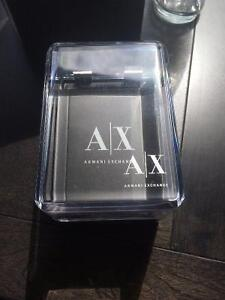 ARMANI EXCHANGE Men's Banks Stainless Steel Black Watch West Island Greater Montréal image 7