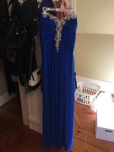 Formal dress, only worn once Peterborough Peterborough Area image 1
