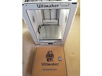 Ultimaker 2 Extended + 3D Printer -ABS/Pla/PC/Nylon/Composites - Used