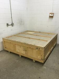 Large Packing Crates For Sale