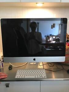 Apple iMac 27 inch excellent condition selling as we are moving Byron Bay Byron Area Preview