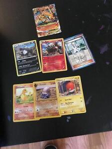 724 perfect condition pokemon cards