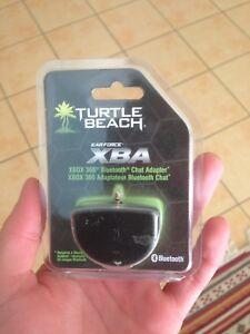 Turtle Beach Xbox 360 Bluetooth and Chat  Adapter Bracken Ridge Brisbane North East Preview