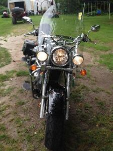 Suzuki C90 motorcycle