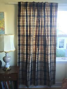 Set of curtains