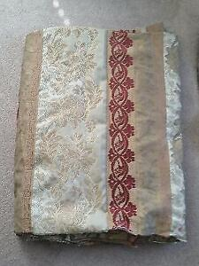 Brocade Upholstery Material