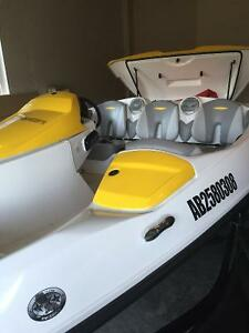 2009 Sea Doo 150 Speedster 255HP Supercharged