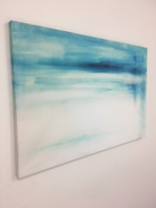 Painting on canvas Edgecliff Eastern Suburbs Preview