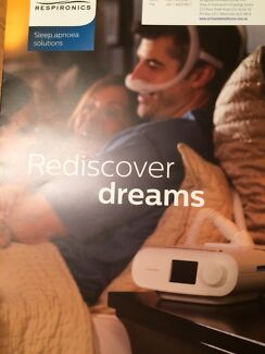 Philips CPAP dreamstation - brand new