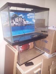 I have 2 fishtanks one large one smaller 65$ for both