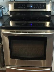 Samsung Stainless Induction stove