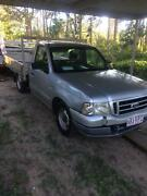 2006 Ford Courier Ute Park Ridge Logan Area Preview