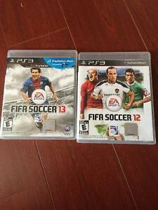 Fifa 12 & 13 for PS3