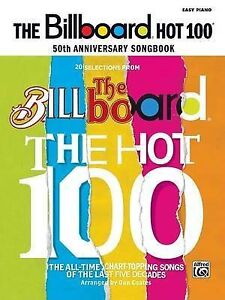 The-Billboard-Hot-100-50th-Anniversary-Songbook-Easy-Piano-by-Alfred-Publishing