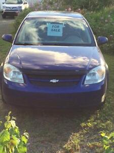 2007 Chevrolet Cobalt L Sedan