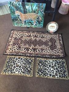 Leopard accessories Peterborough Peterborough Area image 1