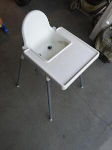 Chaise haute buy or sell baby items in gatineau kijiji for Chaise haute fisher price
