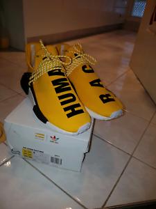 UA Adidas Human race nmd Yellow US11 Parkwood Gold Coast City Preview