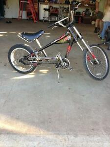 Stingray chopper bicycle