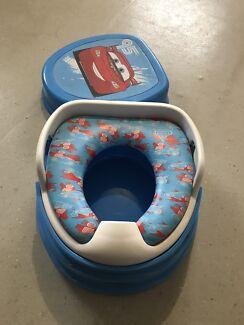 Lightning Mqueen Potty toilet seat