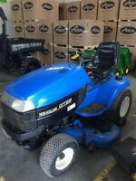 2003 New Holland GT 22 Lawn Mower