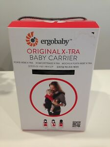 Ergobaby x-tea baby carrier - used once Grange Charles Sturt Area Preview