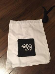 Lamb Drawstring Bag by Pico