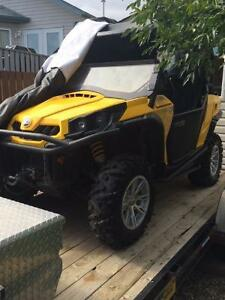 2011 Can - Am XT800 Commander for Sale
