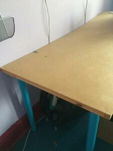 Long craft/ drafting table