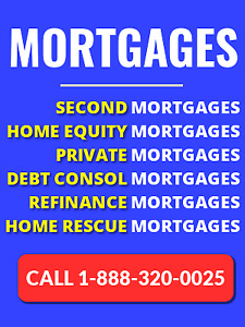 Private Mortgages - All Situations & Credit Types Approved.