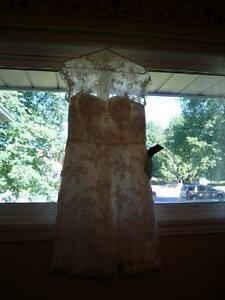 Ivory Lace Dress for sale - brand new with tags Kitchener / Waterloo Kitchener Area image 2