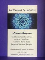 Earthbound & Intuitive Wellness Services