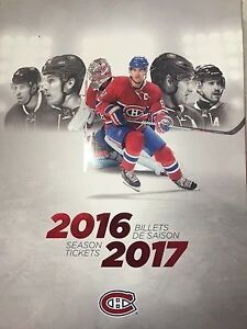 Montreal Canadiens October games ( REDS/ Section 104)