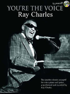 You're The Voice: Ray Charles, New, I.M.P. Book