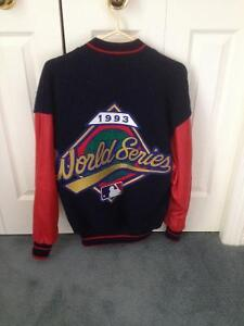 Blue Jays World Series authentic MLB jacket. Kitchener / Waterloo Kitchener Area image 2