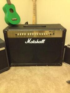 Marshall MG250 DFX Combo Amp, Includes Overdrive Pedal