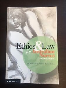Ethics & Law for Australian Nurses 2nd Edition Geelong Geelong City Preview