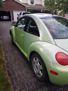 2000 5speed Volkswagen New Beetle Coupe (2 door)